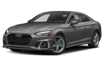 2021 Audi A5 - Daytona Grey Pearl