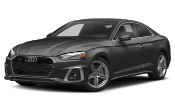 2020 Audi A5 - District Green Metallic