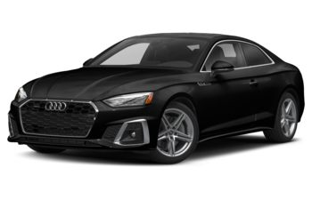 2020 Audi A5 - Brilliant Black