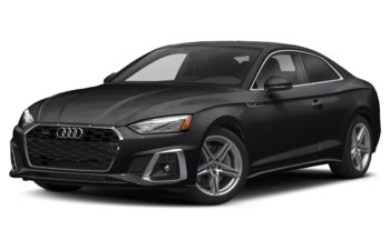 2020 Audi A5 - Manhattan Grey Metallic