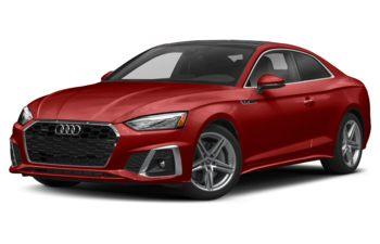 2020 Audi A5 - Florett Silver Metallic