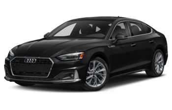 2020 Audi A5 - Mythos Black Metallic