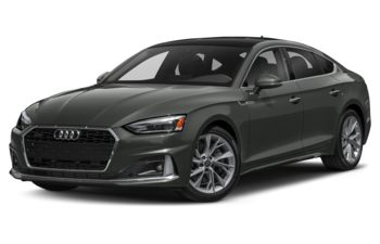 2020 Audi A5 - Daytona Grey Pearl Effect