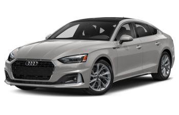 2020 Audi A5 - Manhattan Grey Metallic