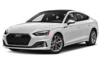 2021 Audi A5 - Ibis White