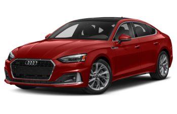 2021 Audi A5 - Tango Red Metallic