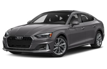 2021 Audi A5 - Quantum Grey