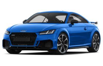 2020 Audi TT RS - Turbo Blue