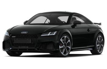 2020 Audi TT RS - Mythos Black Metallic