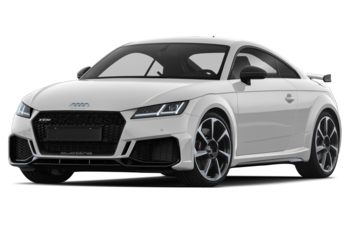 2020 Audi TT RS - Glacier White Metallic