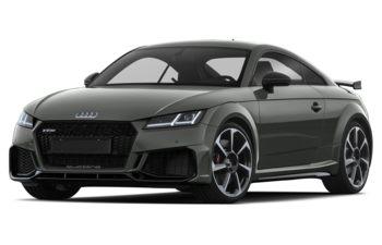 2020 Audi TT RS - Daytona Grey Pearl Effect