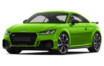 2020 Audi TT RS - Kyalami Green Metallic