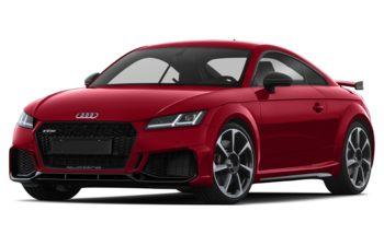 2020 Audi TT RS - Tango Red Metallic