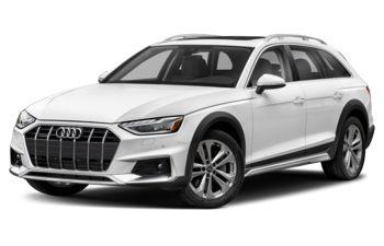 2020 Audi A4 allroad - Glacier White Metallic