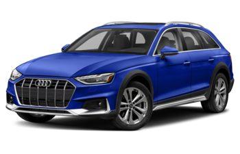 2020 Audi A4 allroad - Navarra Blue Metallic