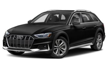 2020 Audi A4 allroad - Brilliant Black