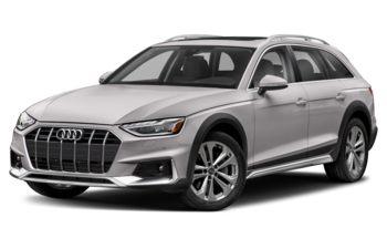 2020 Audi A4 allroad - Florett Silver Metallic