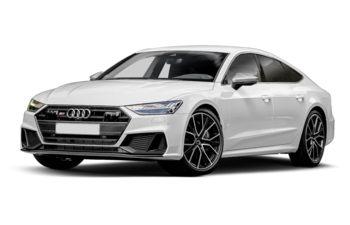2020 Audi S7 - Glacier White Metallic