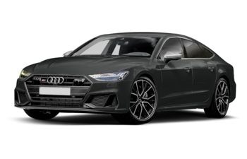 2020 Audi S7 - Mythos Black Metallic