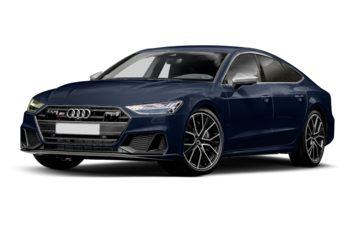2020 Audi S7 - Navarra Blue Metallic