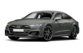 2020 Audi S7 - Daytona Grey Pearl Effect
