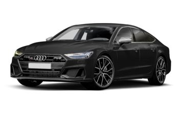 2020 Audi S7 - Brilliant Black