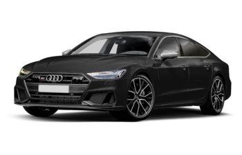 2020 Audi S7 - Brilliant Black