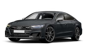 2020 Audi S7 - Vesuvius Grey