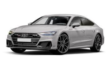 2020 Audi S7 - Florett Silver Metallic