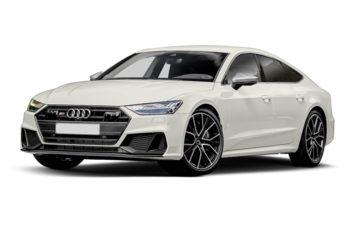 2020 Audi S7 - Ibis White