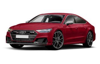 2020 Audi S7 - Tango Red Metallic