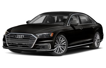 2021 Audi A8 e - Mythos Black Metallic