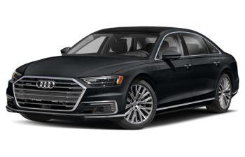 2021 Audi A8 e - Vesuvius Grey Metallic