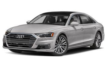 2021 Audi A8 e - Florett Silver Metallic