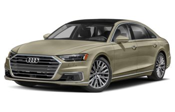 2021 Audi A8 e - Savannah Beige Metallic
