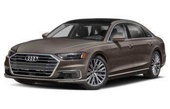 2021 Audi A8 e - Terra Grey Metallic