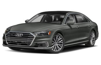 2021 Audi A8 e - Daytona Grey Metallic