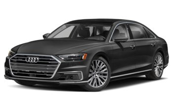2021 Audi A8 e - Brilliant Black