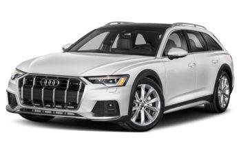 2020 Audi A6 allroad - Glacier White Metallic