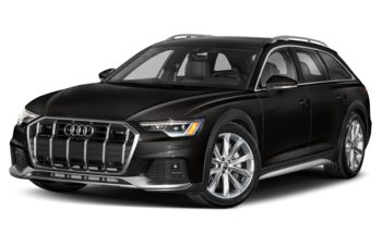 2020 Audi A6 allroad - Mythos Black Metallic