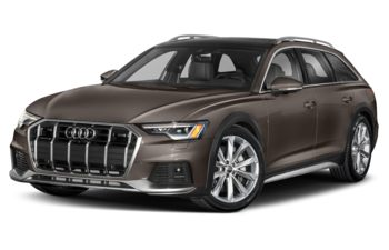2020 Audi A6 allroad - Soho Brown Metallic