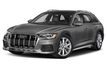 2020 Audi A6 allroad - Typhoon Grey Metallic