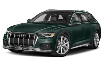 2021 Audi A6 allroad - Avalon Green Metallic