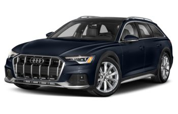 2020 Audi A6 allroad - Firmament Blue Metallic