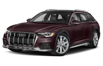 2020 Audi A6 allroad - Seville Red Metallic