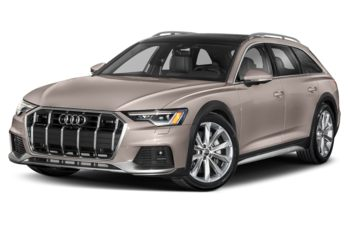 2021 Audi A6 allroad - Diamond Beige Metallic