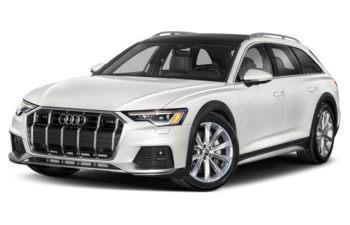 2020 Audi A6 allroad - Ibis White