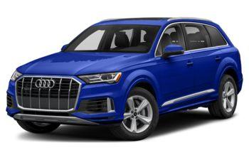 2020 Audi Q7 - Navarra Blue Metallic