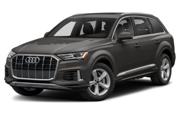 2021 Audi Q7 - Samurai Grey Metallic