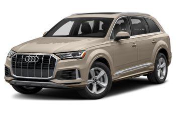 2021 Audi Q7 - Vikunja Beige Metallic